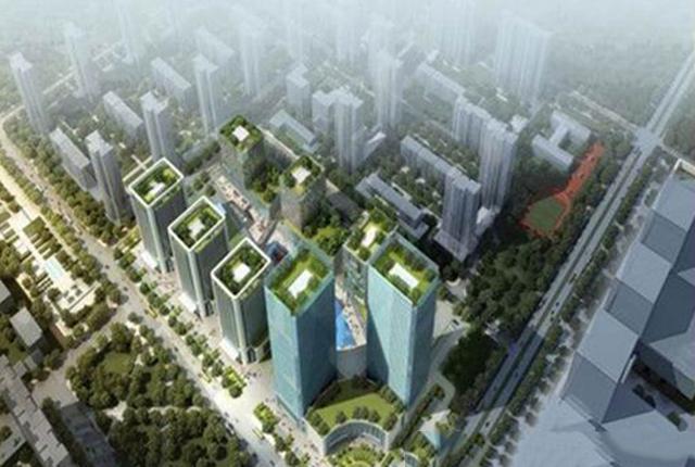 唐山金融大厦