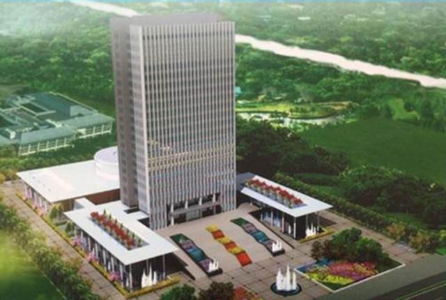 秦皇岛海港区市民中心